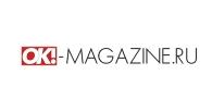 Логотип OK!Magazine